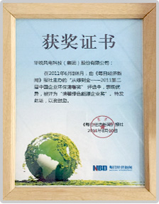 China Green Environment Enterprise Awards